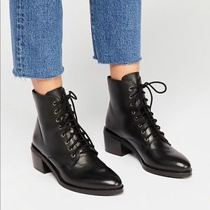 jeffrey Campbell Zephyr Lace-up Boot